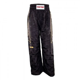 top-ten-kickboxing-pants-black-gold